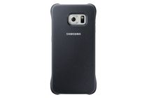 Samsung Galaxy S6 Fitted Hard Shell Case Blue Black