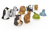 Fisher-Price Little People – Amis du Zoo – Coffret de 9