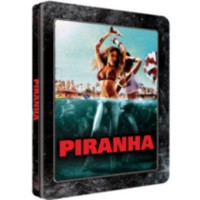 Piranha (Blu-ray + DVD) (Steelbook) (Bilingue)