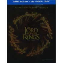 The Lord Of The Rings: Theatrical Trilogy (Blu-ray + DVD)