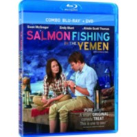 Salmon Fishing In The Yemen (Blu-ray + DVD) (Bilingual)