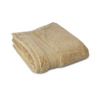 hometrends Solid Hand Towel Tan Glow