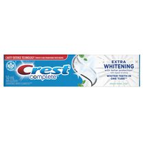 Crest Complete Extra Whitening Clean Mint Toothpaste