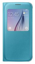 Samsung Galaxy S6 S View Cover (Polyurethane) GS6 Blue/Green