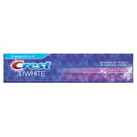 Crest 3D White Radiant Mint Cavity Protection Fluoride Toothpaste
