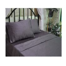 hometrends T400 Thread Count Luxury Sateen Sheet Set