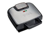 T-fal Odorless Stainless Steel Electric Contact Grill