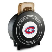 NHL Pro Toast MVP Toaster Montréal Canadiens