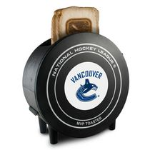 NHL Pro Toast MVP Toaster Vancouver Canucks