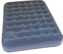 World Famous Double Air Bed with Pump