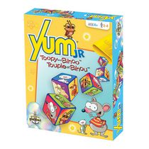 Jeu Toopy et Binou YUM JR des Editions Gladius International