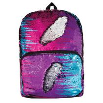 Fashion Angels Style Lab Magic Sequin Backpack-Multi Color/Silver