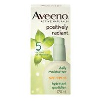 Hydratant quotidien FPS 15 Positively RadiantMD Active Naturals d'AVEENO