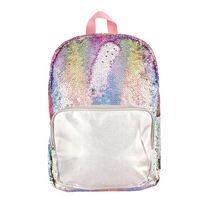 Fashion Angels Style Lab Backpack-Magic Sequin Pastel Gradient