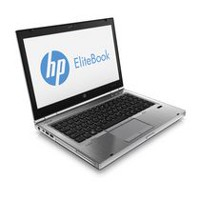 "Refurbished HP EliteBook 8470P 14"" Laptop with Intel Core i5-3320M 2.60GHz Processor, English"