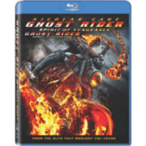 Ghost Rider: Spirit Of Vengeance (Blu-ray) (Bilingual)