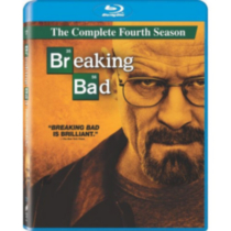 Breaking Bad: The Complete Fourth Season (Blu-ray)