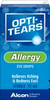 Gouttes oculaires Allergie d'Opti-Tears