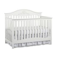 Fisher-Price Mia Convertible Snow White Crib