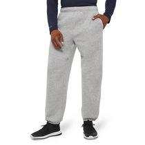 Athletic Works Men's Fleece Close Bottom Pant