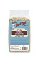 Bob's Red Mill High Fibre Oat Bran Hot Cereal