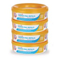 Munchkin Arm & Hammer™ Diaper Pail Lavender-Scented Refill Rings Value Pack - Walmart Exclusive