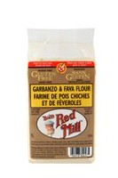 Bob's Red Mill Gluten Free Garbanzo and Fava Flour