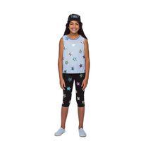 Girls Mini Pop Kids Iridescent Vibe Bucket Hat