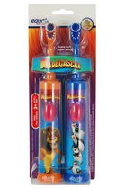 Equate Madagascar Kids' Power Toothbrushes