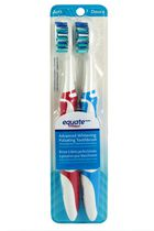 Equate Advanced Whitening Pulsating Toothbrush