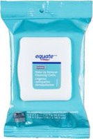 Equate Hydrating Make-Up Remover Cleansing Cloths