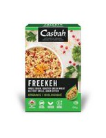Casbah Freekeh Roasted Green Wheat Whole Grain