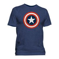 Marvel Men's License Short Sleeve T-Shirt S