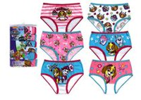 Nickelodeon PAW Patrol Girls' 6-Pack Underwears 4T