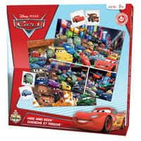 Editions Gladius Disney Pixar Cars Hide & Seek Game