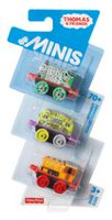 Fisher-Price Thomas and Friends Minis Toy Vehicles