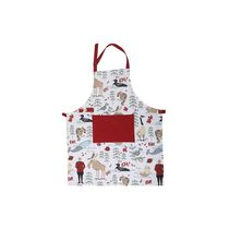 "Cotton Apron (28""  X  34"") (Canadiana)"