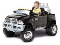 KidTrax RAM 3500 Dually 12 Volt Powered Ride On