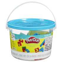 Play-Doh® Fun with Numbers Bucket Playset
