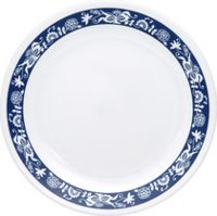 Corelle® True Blue Lunch Plate