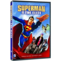 Superman VS The Elite (DVD) (English)