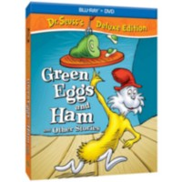 Dr. Seuss's Green Eggs And Ham And Other Stories (Blu-ray + DVD)