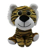Best Made Toys Sitting Tiger Plush Toy