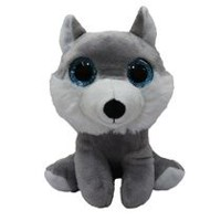 Best Made Toys Sitting Husky Plush Toy