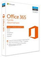Microsoft Office 365 Home 2016, French