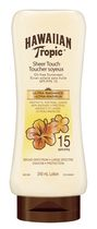 Hawaiian Tropic Sheer Touch SPF 15 Oil Free Sunscreen Lotion