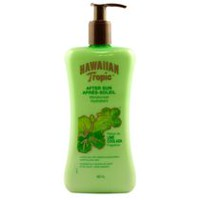 Hawaiian Tropic Lime Coolada After Sun Moisturizer with Shea and Cocoa Butter