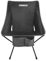 Compaclite Smart Oversize Mesh Beach Chair Black
