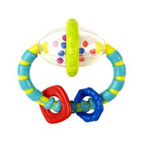 Bright Starts Grab & Spin™ Rattle Toy