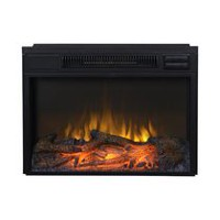 "Homestar  24"" Black Wide Firebox Insert"